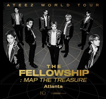More Info for POSTPONED: Ateez World Tour : Map the Treasure in Atlanta