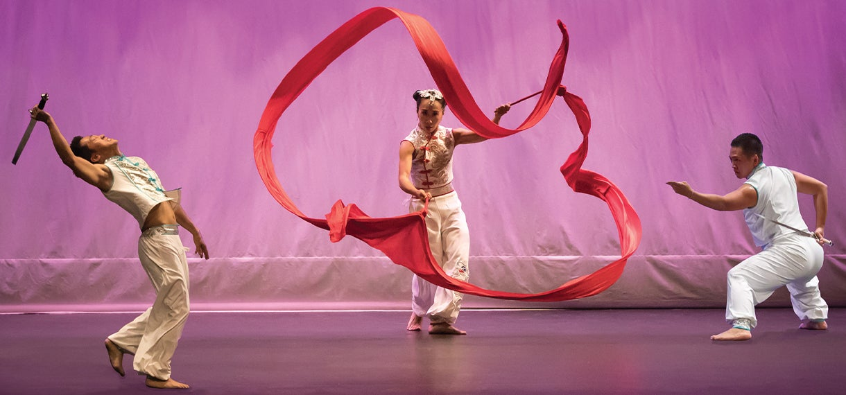 Ribbon Dance of Empowerment