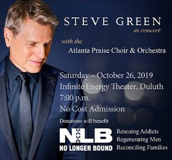 More Info for Steve Green in concert with the Atlanta Praise Choir & Orchestra