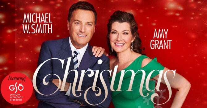 Day 4: Christmas with Amy Grant & Michael W. Smith | Infinite ...