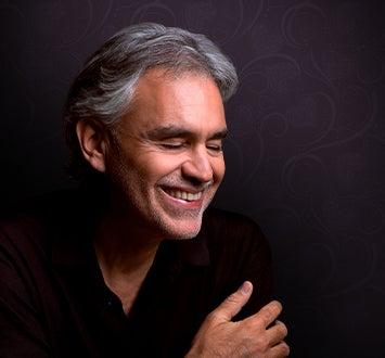 More Info for Andrea Bocelli announces annual valentine's day performance...