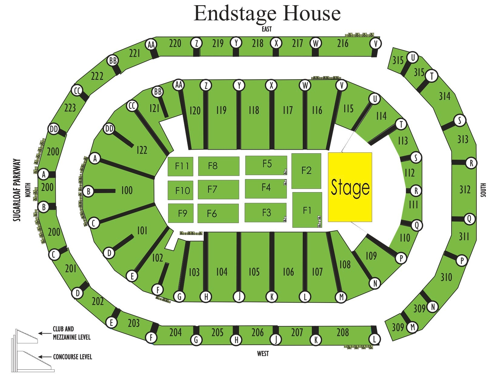 Endstage House