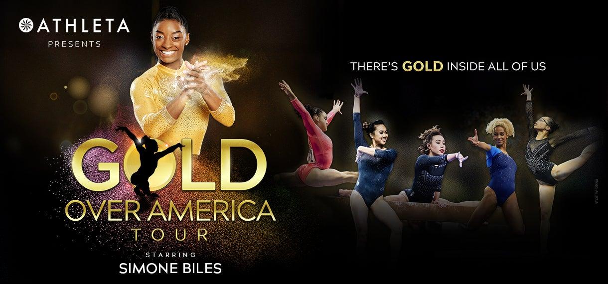 Athleta Presents Gold Over America Tour