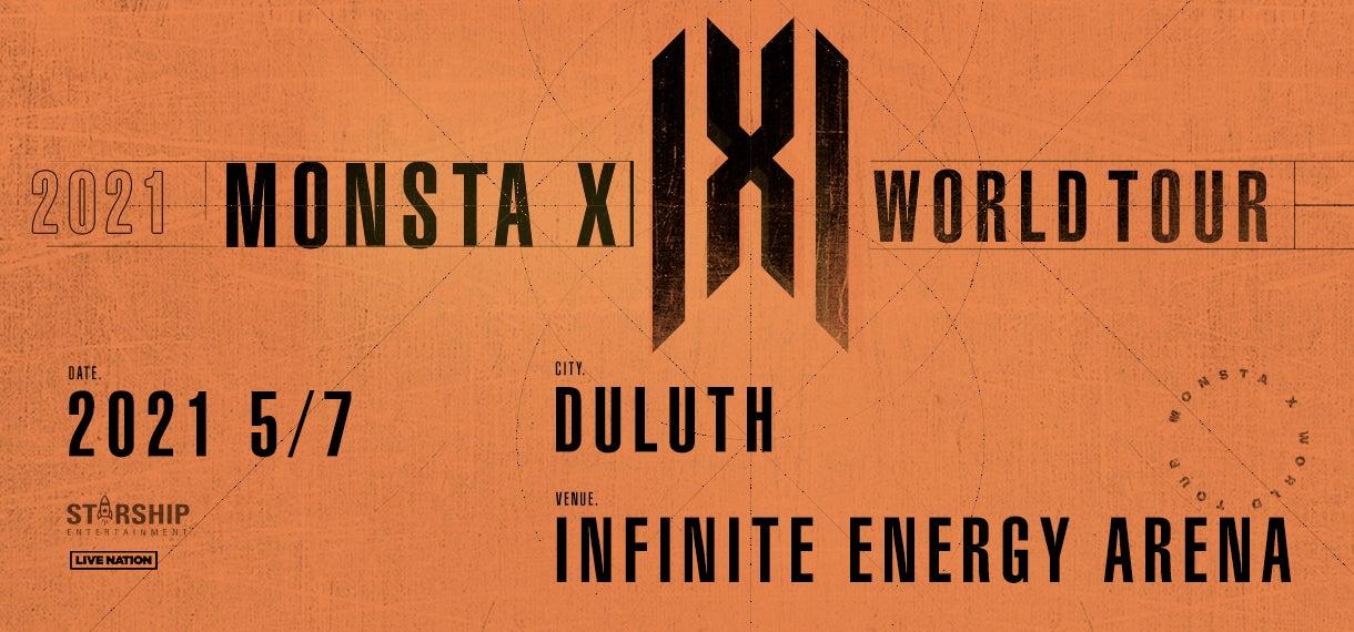 More Info for MONSTA X