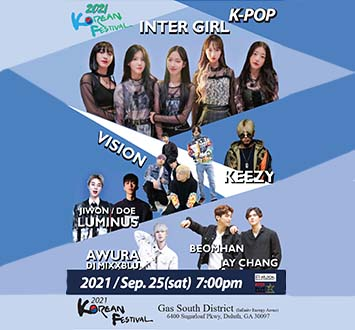 More Info for K-Pop Concert 2021