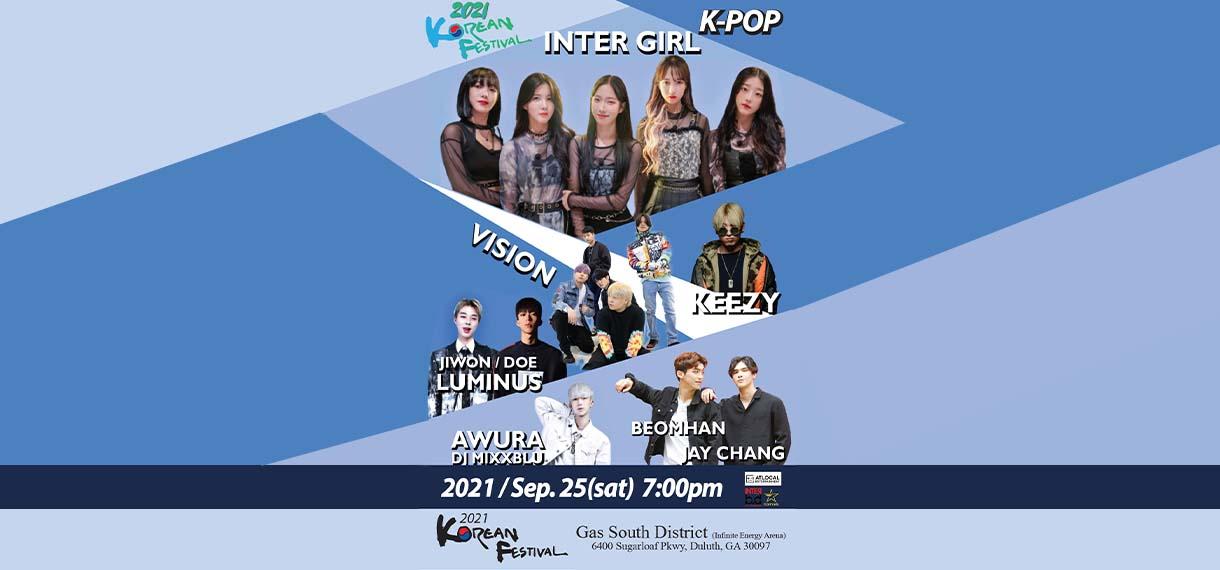 K-Pop Concert 2021