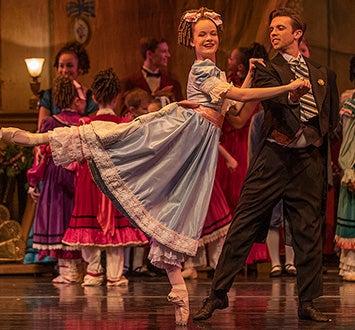 More Info for Gwinnett Ballet Theatre's 40th Annual Nutcracker
