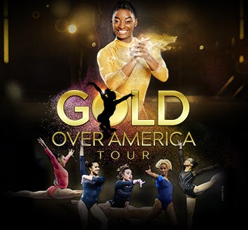 More Info for Simone Biles Headlines Athleta Presents Gold Over America Tour Visits Gas South Arena on October 26, 2021