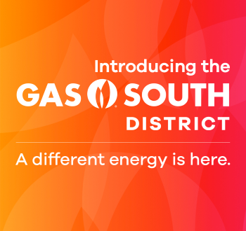 More Info for Infinite Energy Center Transforms into Gas South District