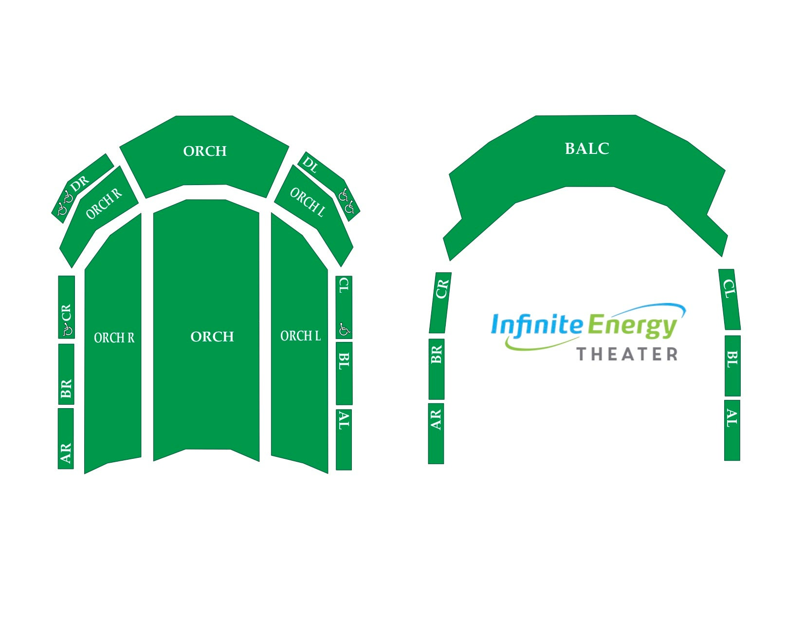 Generic THEATER Map
