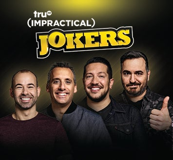 "More Info for truTV Impractical Jokers ""The Scoopski Potatoes Tour"" Starring The Tenderloins"