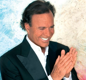 More Info for DATE CHANGE - Julio Iglesias