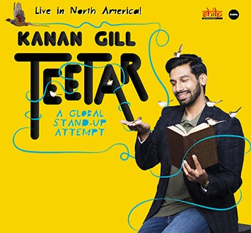More Info for Kanan Gill Live - Teetar