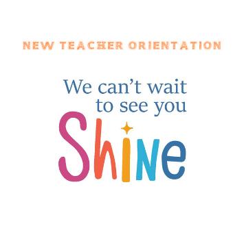 More Info for GCPS New Teacher Orientation