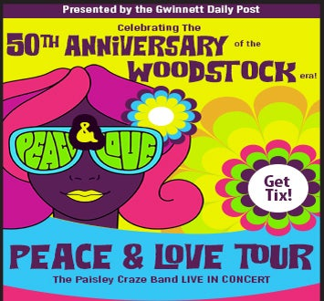 More Info for Peace and Love Tour