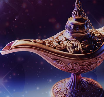 More Info for Aladdin and His Magical Lamp