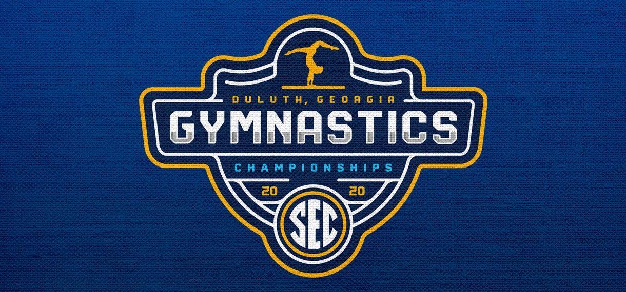 2020 SEC Women's Gymnastics Championships