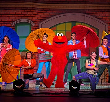 More Info for Sesame Street Live! Let's Party!, an interactive stage production...