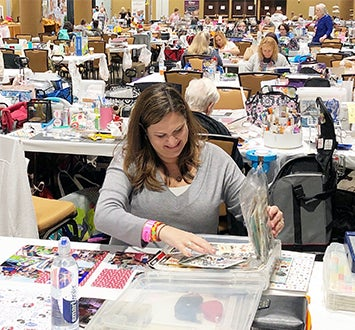 More Info for 2021 Stamp & Scrapbook Expo