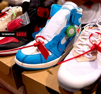 More Info for The Sneaker Exit