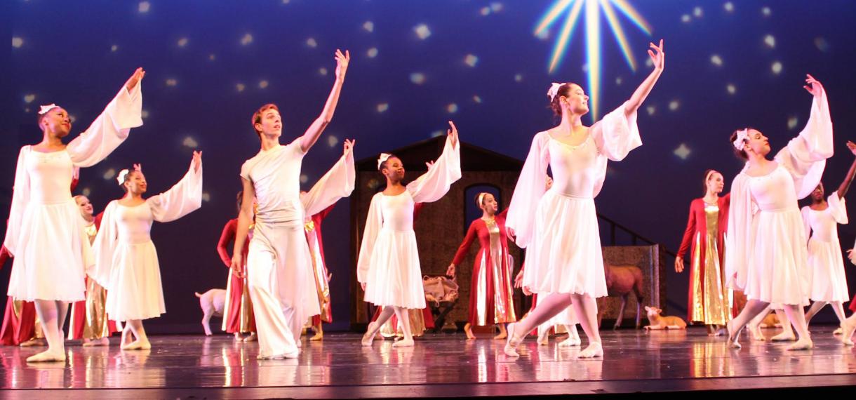 A Sugarloaf Ballet Christmas
