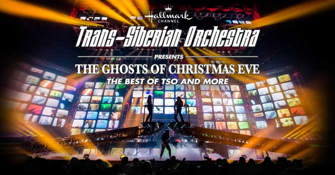 Day 1: Trans-Siberian Orchestra 2016 The Ghosts of Christmas Eve ...