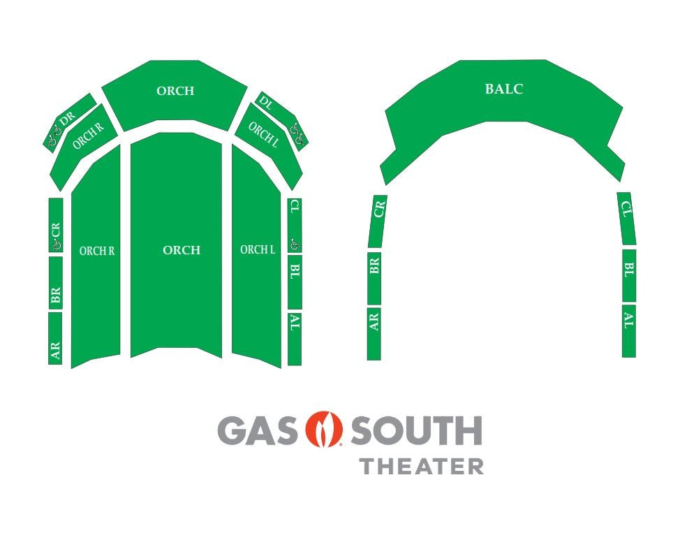 Gas South Theater