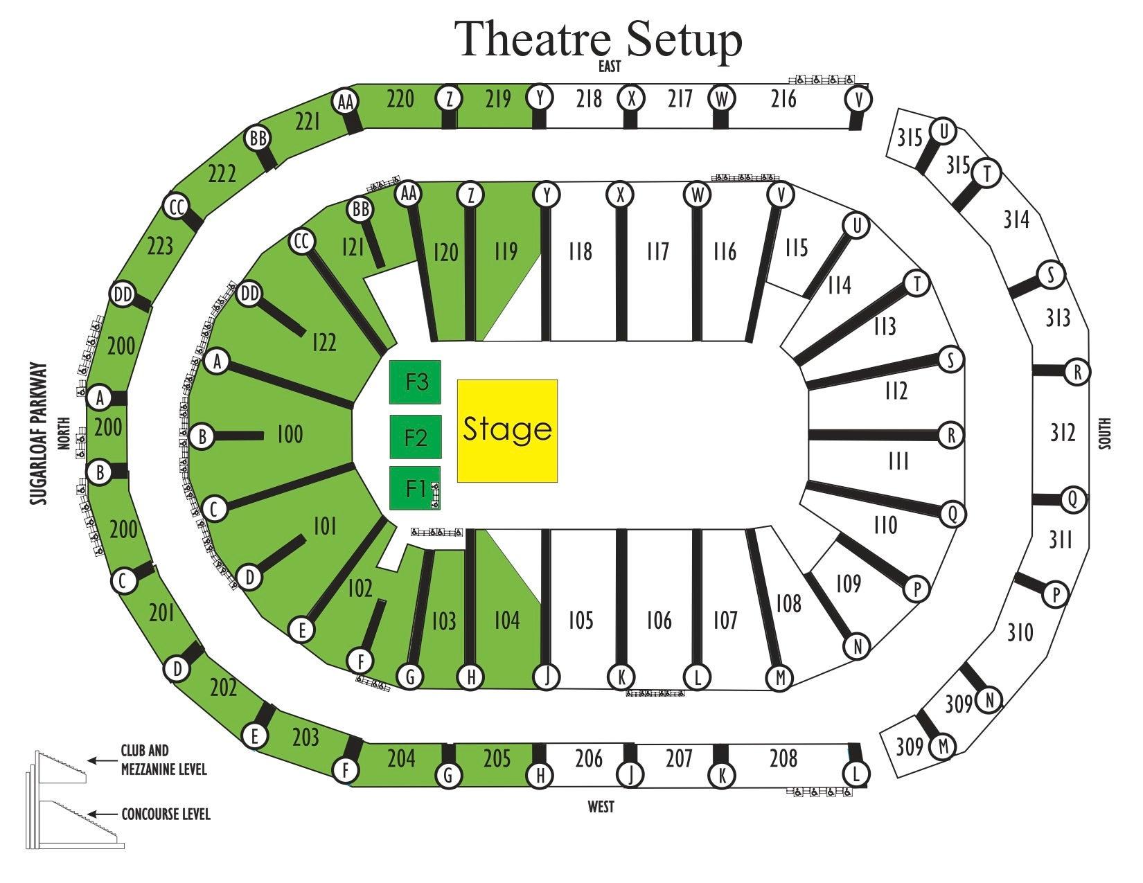 Theatre Setup