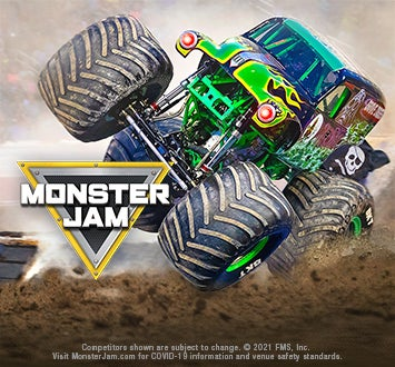 More Info for Monster Jam® Returns for an Action-Packed Weekend of Family Fun