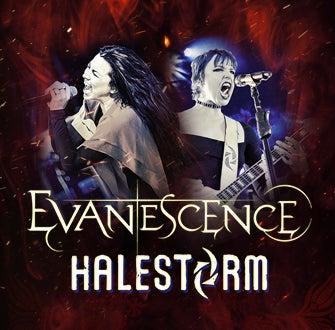 More Info for Evanescence + Halestorm