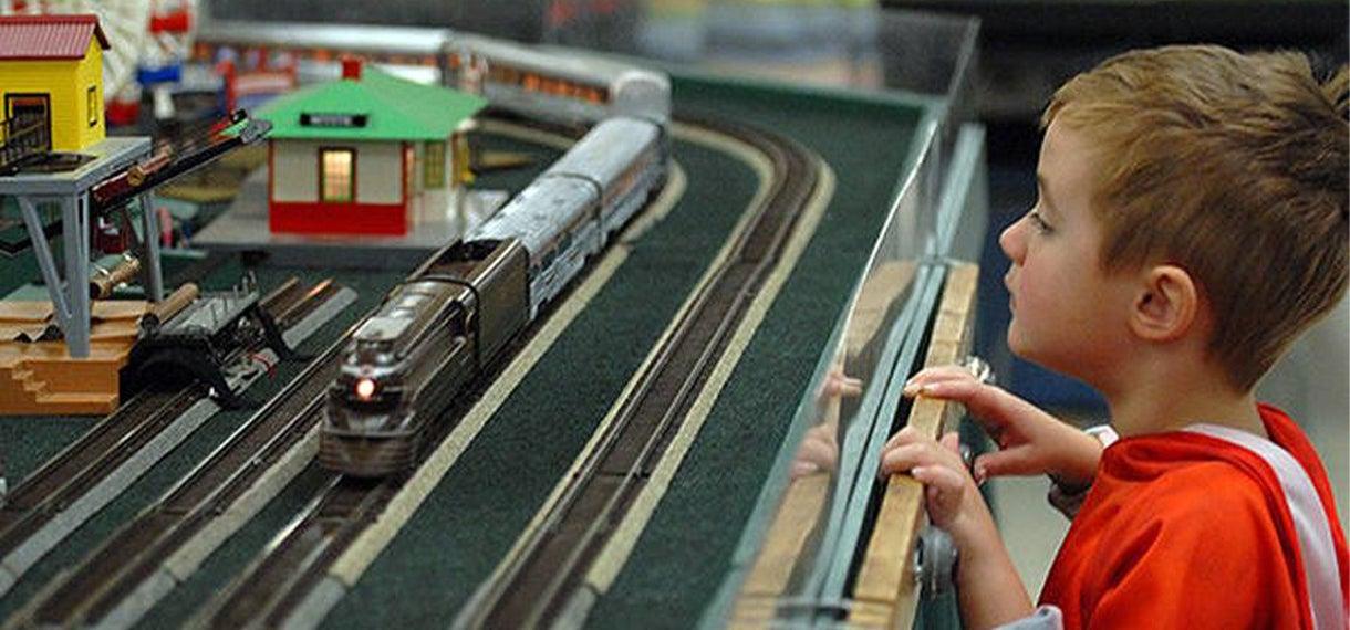 59th Atlanta Model Train and Railroadiana Show