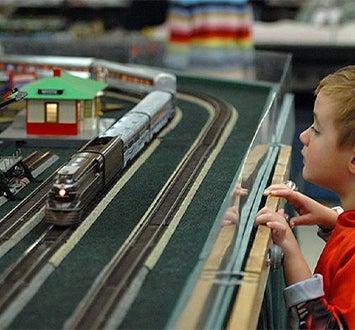 More Info for 59th Atlanta Model Train and Railroadiana Show
