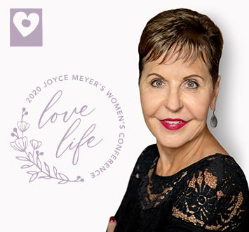 More Info for CANCELED: Joyce Meyer Ministries Conference
