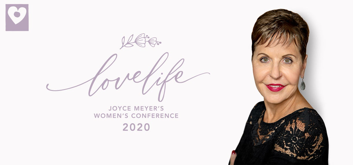 CANCELED: Joyce Meyer Ministries Conference