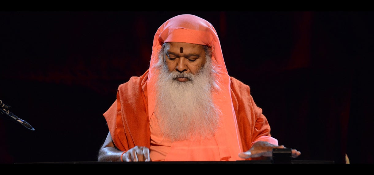 'Swara Sudha Raga Sagara' - Music for Meditation & Healing
