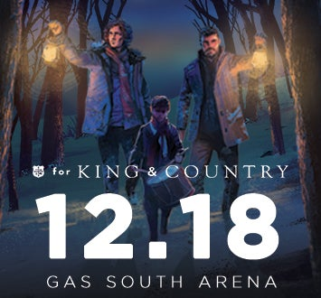 More Info for for KING & COUNTRY
